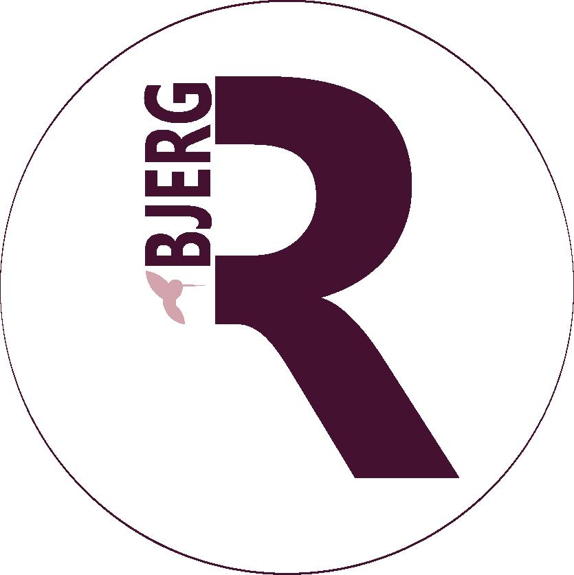 R-Bjerg logo